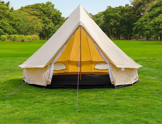 Bell Tent Hire Warwickshire and Oxfordshire